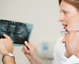Why do people get oral surgery?