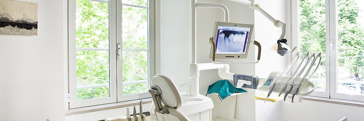 find a dentist header