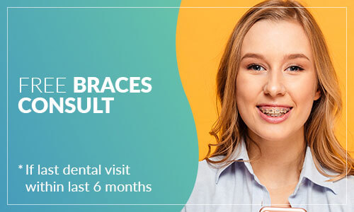 Free Brace Consultation Offer